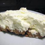 Hjemmelavet cheesecake