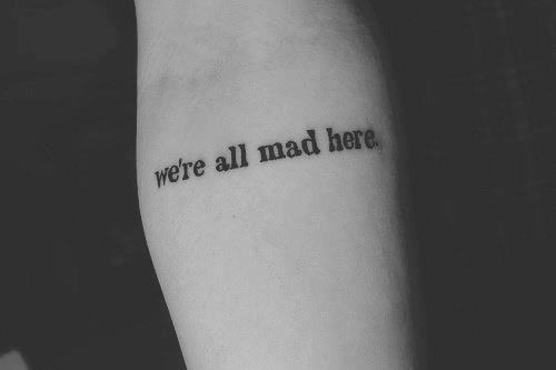 Fine skrifttyper til tatovering