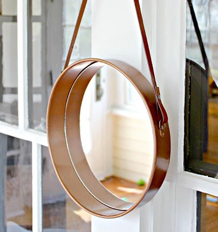 spejl med læderrem4