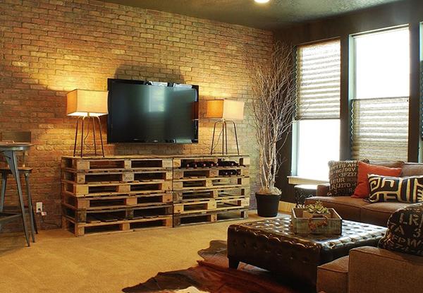 Få inspiration til pallemøbler   sådan får du møbler af paller!