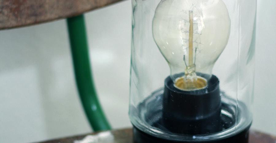 DIY lampe Vinterfryd Tattoo& Boligblog