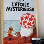 Flotte Tintin plakater