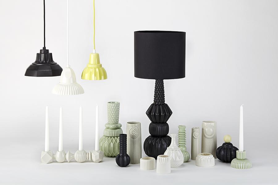 Finnsdottir vaser