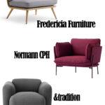 5 flotte lænestole