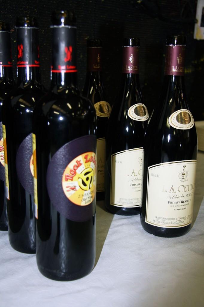 vin fra smagførst