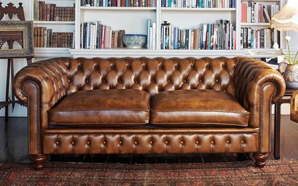 Ekstra Lad Vinterfryd inspirere dig med flotte Chesterfield møbler EO78