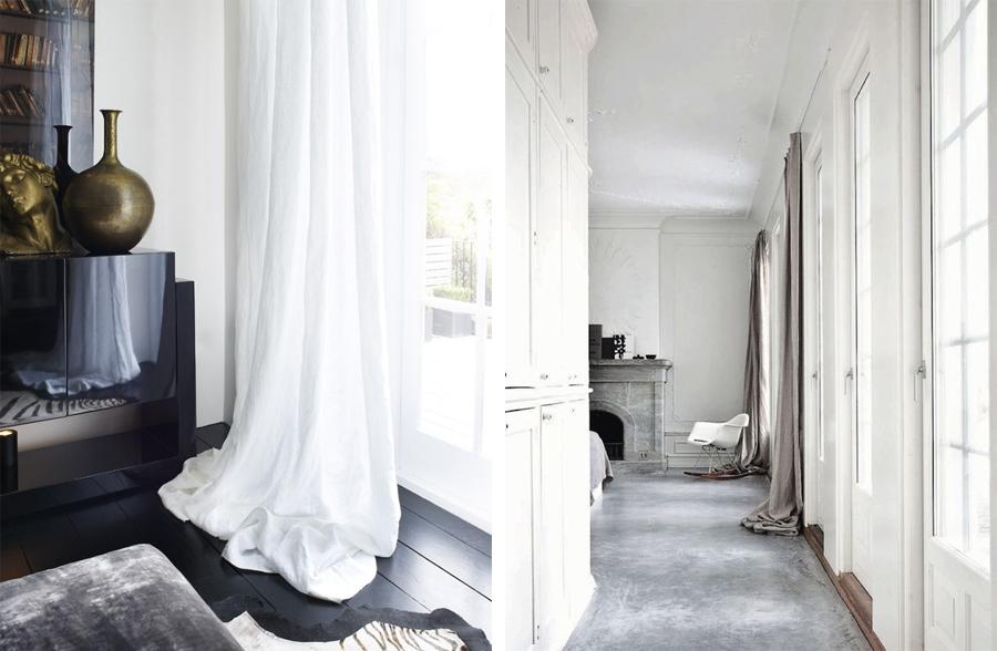 lange gardiner Lange gardiner giver bare det flotteste look! lange gardiner