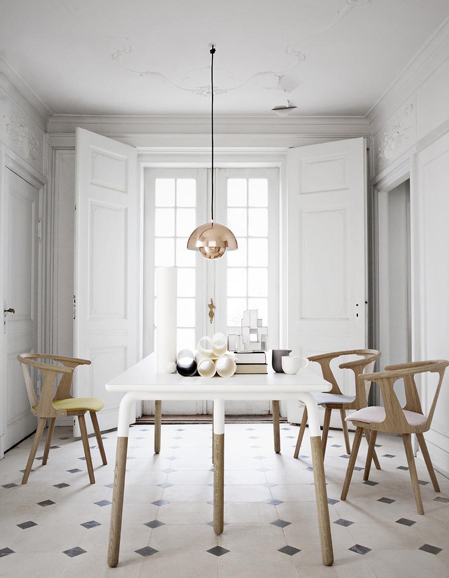 verner panton flowerpot lampe tattoo og boligblog. Black Bedroom Furniture Sets. Home Design Ideas