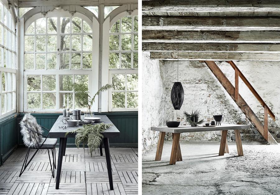 Et flot beton spisebord? Find inspiration på Vinterfryd.dk