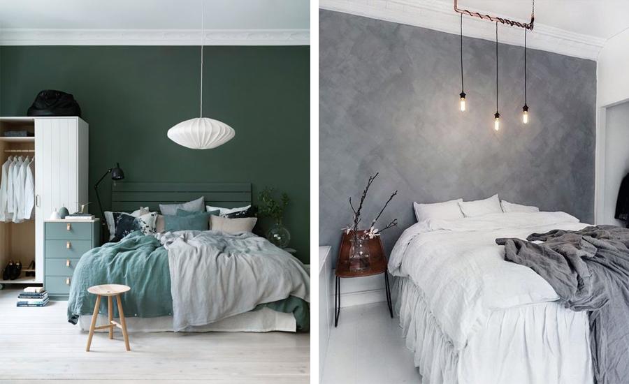 Inspiration - Lampe til soveværelse på Vinterfryd.dk