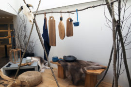 På besøg i Muubs showroom
